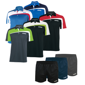 Gewo Bundle Hemd Teramo + Lagon Shorts