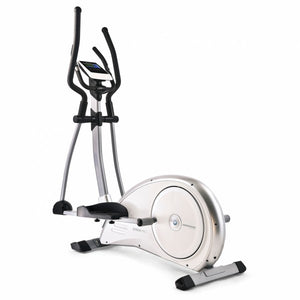 Syros Pro Crosstrainer, Weiss/Silber