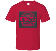 Load image into Gallery viewer, Motorcycle T Shirt