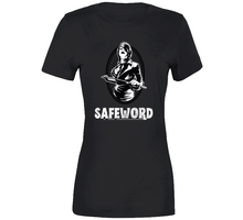 Load image into Gallery viewer, Safeword Ladies T Shirt