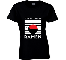 Load image into Gallery viewer, Ramen Ladies T Shirt