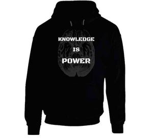 Knowledge Is Power T Shirt