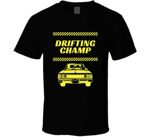 Drifting T Shirt