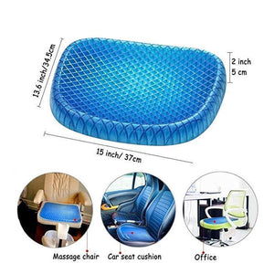 Ergonomic Memory Seat Cushion