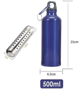 Energy Boosting Alkaline Water Ionizing Bottle (with Diffuser)