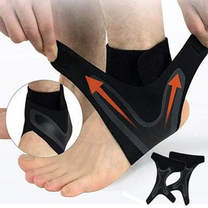 MediAnkle™ Adjustable Compression Brace