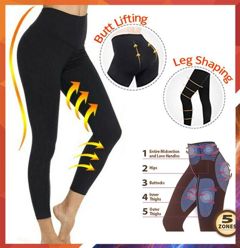 EX Heat Fleece Winter Leggings