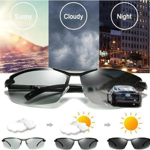 PRO Photochromic Polarized Sunglasses