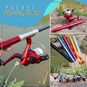 Portable Fishing Rod