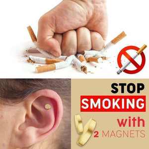 Anti-Smoking Therapeutic Magnets