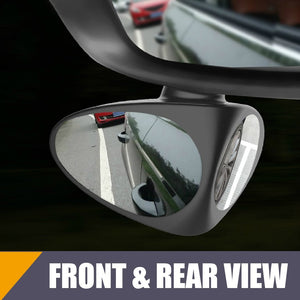 Rotatable 360º Car Rear Mirror