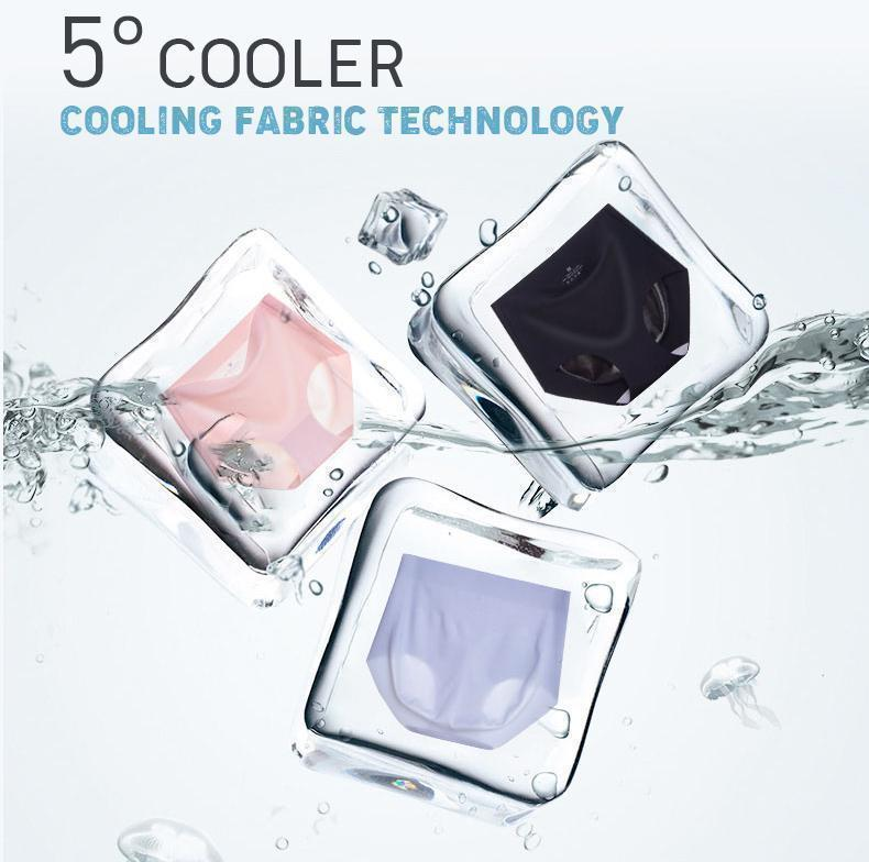 Cool Sensation Seamless Microfiber Panties