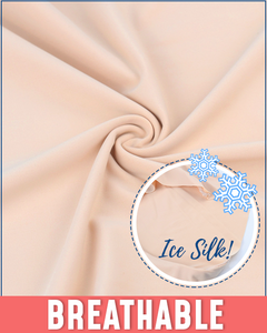 Seamless Ice Silk Slimming Shaper - Durian Plaza