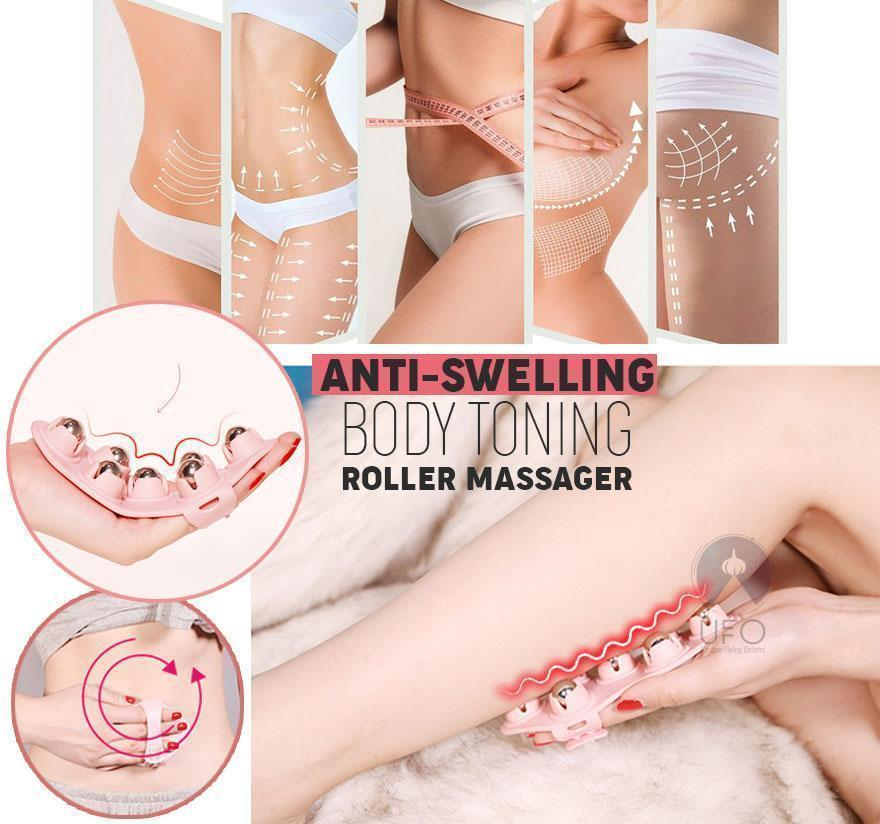 Anti-swelling Body Toning Roller Massager