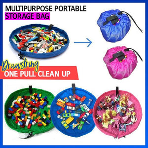 Multipurpose Portable Storage Bag