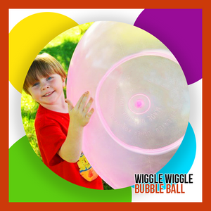 Wiggle Wiggle Bubble Ball