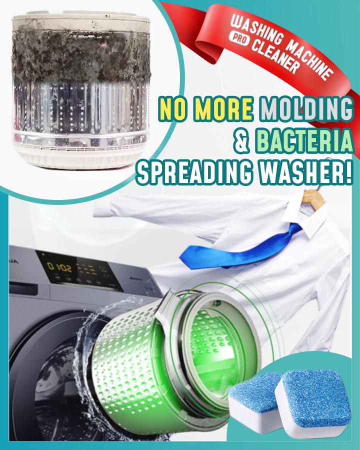ZEROGERM™  Washing Machine Power Cleaner - Durian Plaza