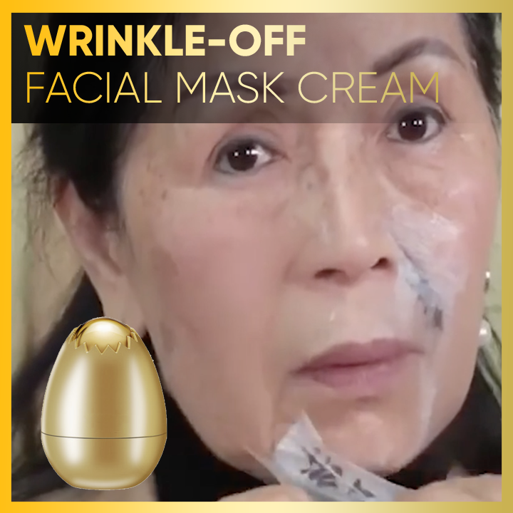 Wrinkle-Off Facial Mask Cream
