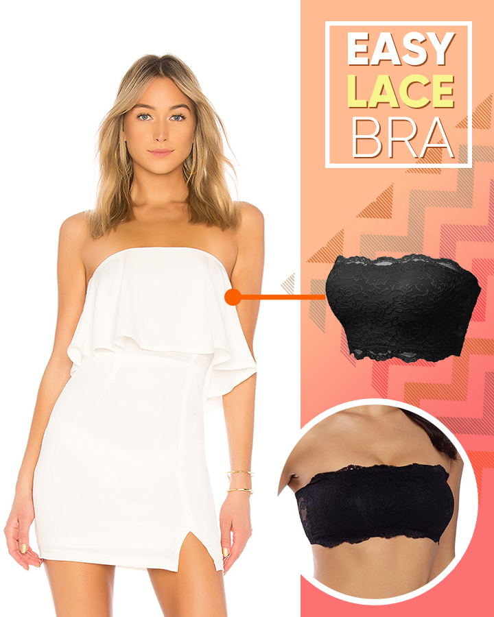 Easy Lace Bra