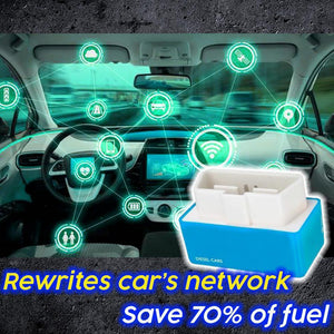 Revolutionary Car Fuel Saver