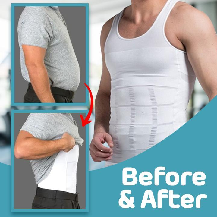 Men's Instant Body Shaper