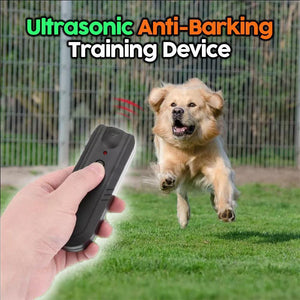 Ultrasonic Anti-Barking Training Device