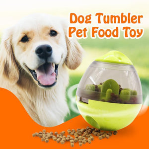 FunFeed™ Interactive Food Dispenser Dog Toy