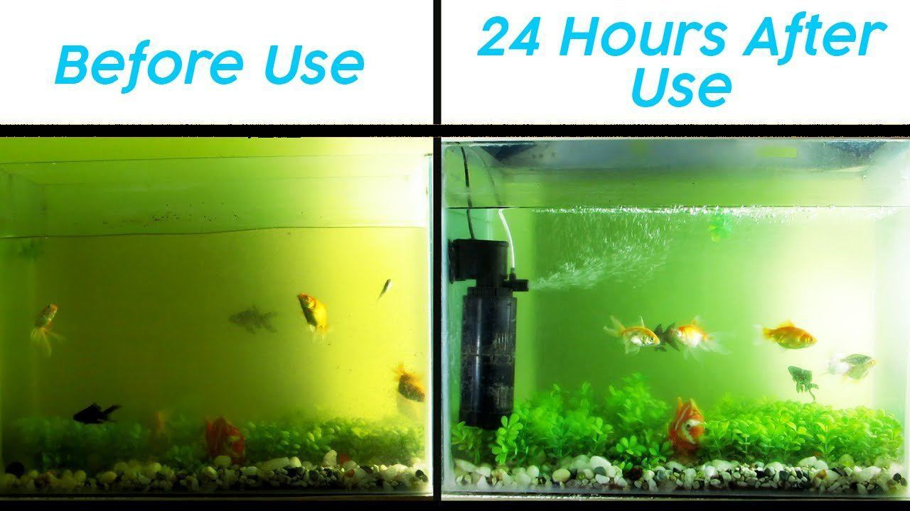 Reusable Aquarium Water Eco-purifier Cube