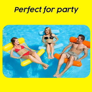 4 in 1 Inflatable Swimming Hammock