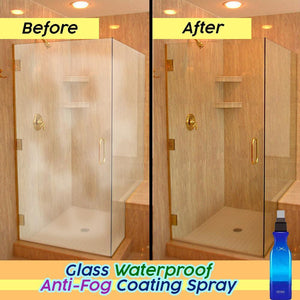 Glass Waterproof Anti-Fog Coating Spray