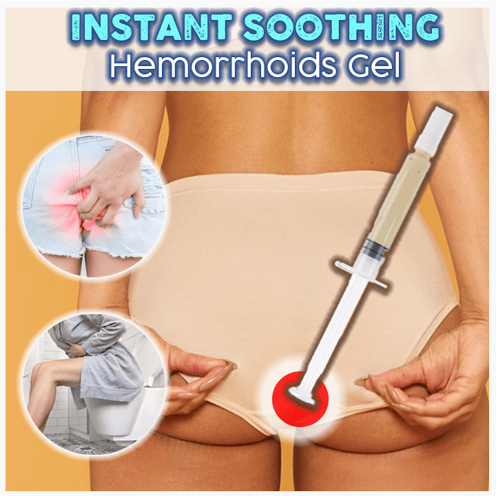 Instant Soothing Hemorrhoids Gel