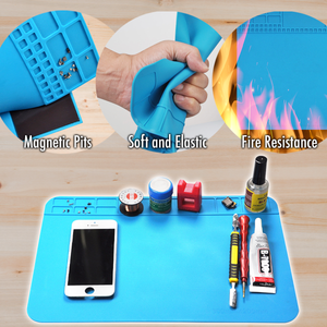 Fireproof Repair Silicone Mat