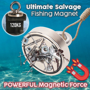 Ultimate Salvage Fishing Magnet