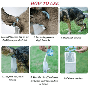 Magic Hand Off Dog Poop Collector