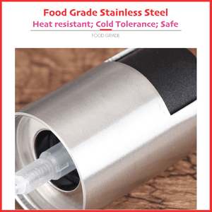 Stainless Steel Refillable Oil Sprayer