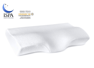 LEXI™ Contoured Cervical Orthopedic Pillow