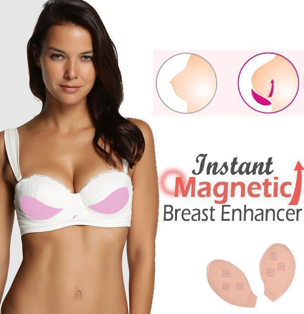 Instant Magnetic Breast Therapy Inserts
