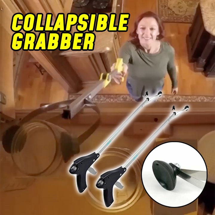 Collapsible Easy Pick-up Grabber