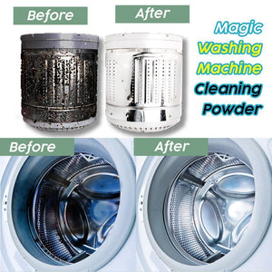 Magic Washing Machine Cleaning Powder