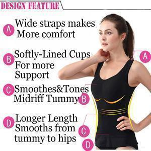 Seamless Body Slimming Shaper