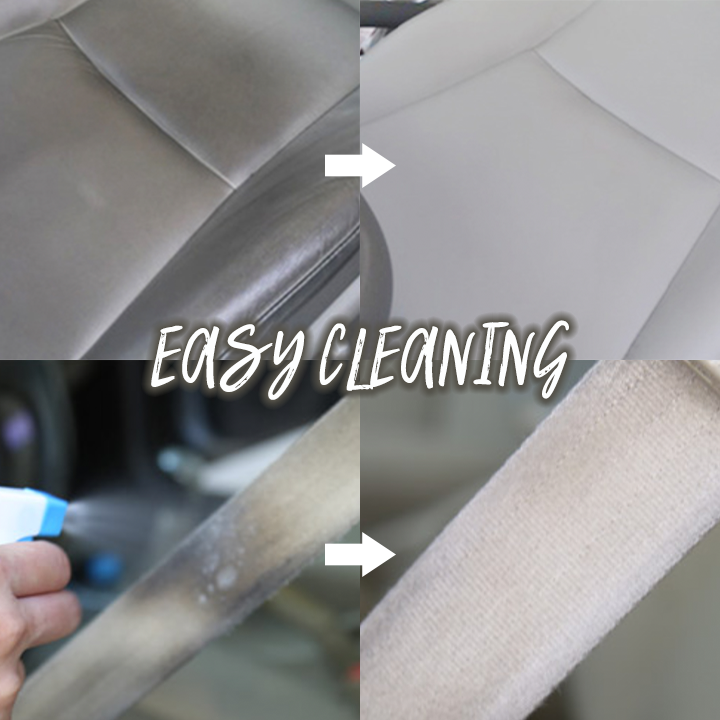 PowerClean Car Interior Rinse-Free Cleaner