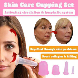Skin Care Cupping Set