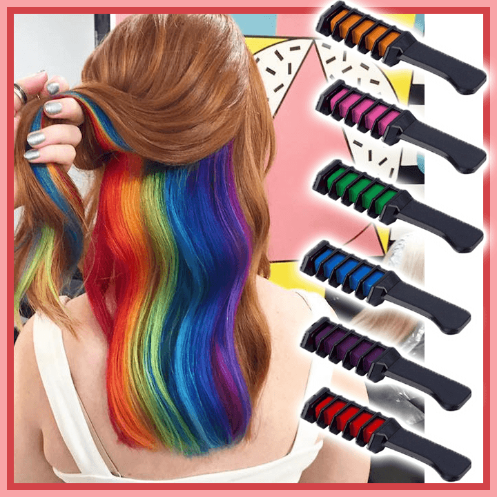 ColorBoost Magic Hair Dye Comb Set
