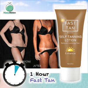 Super Fast Self Tanning Lotion