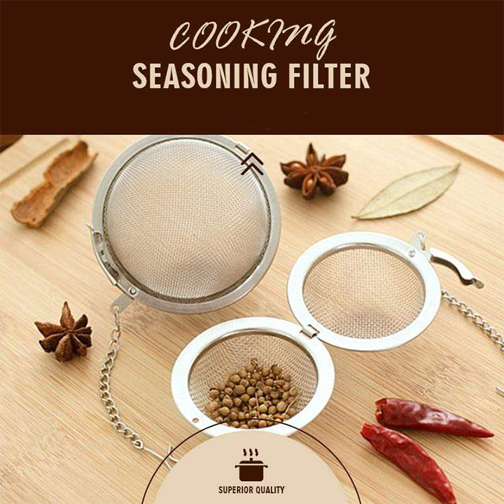Easy Cooking Seasoning Filter
