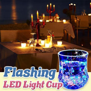 Led Flashing Light Cup