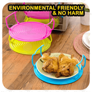 Multifunctional Microwave Oven Steaming Tray