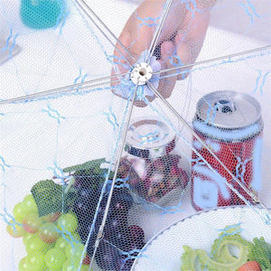 Umbrella Style Mesh Food Cover