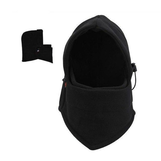 Thermal Fleece Winter Mask & Scarf