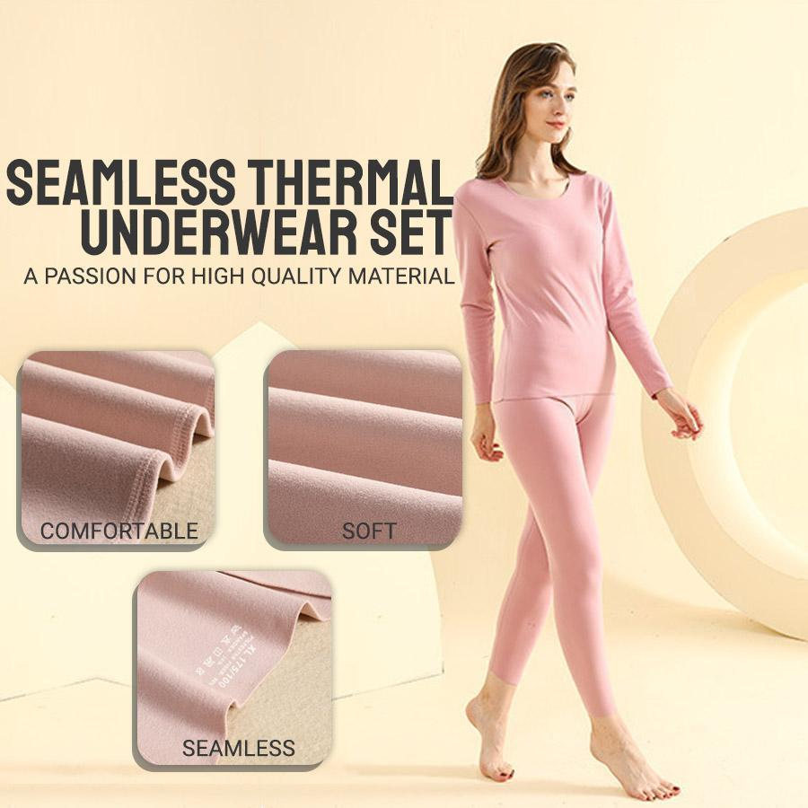 NanoHeat™ Thermal Women Inner Wear Set
